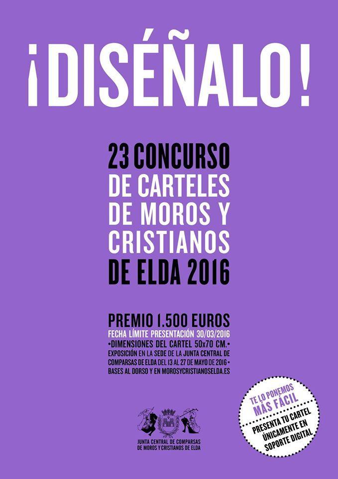 23 concurso de carteles moros y cristianos elda 2016 nedeesn for Concurso para profesores 2016