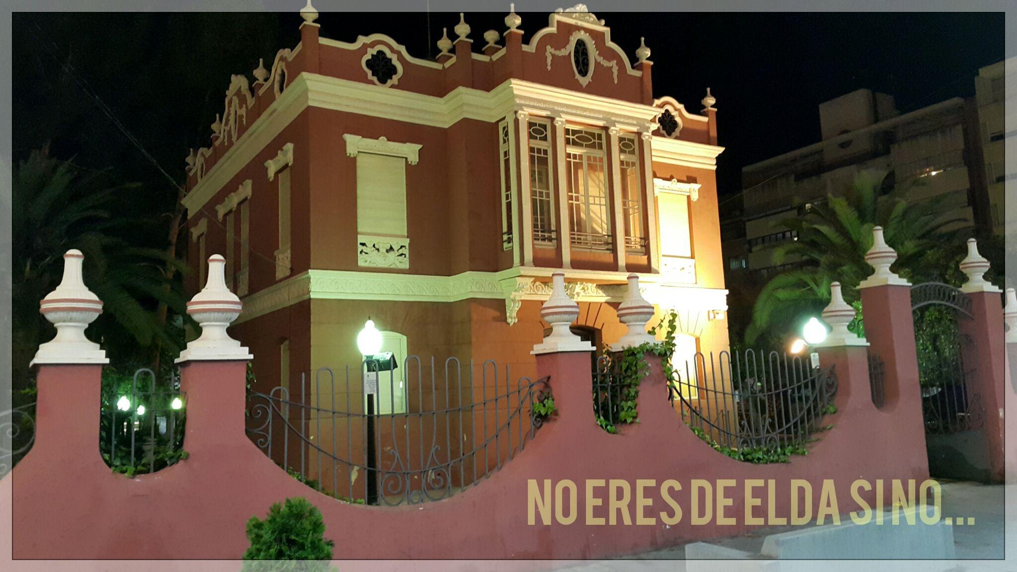 Idelsa se trasladar a la casa grande del jard n de la - Casas en elda ...