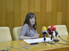 Laura Rizo, concejala de Educación en Elda