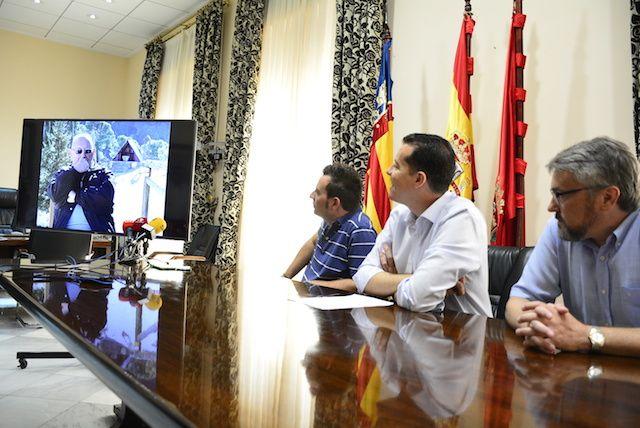 El Ayuntamiento de Elda otorga la Medalla de la Ciudad al Centro ... 3d313e619c0e