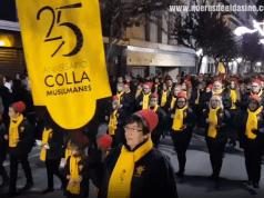 Desfile collas Elda San Antón 2018
