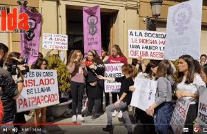 manifiesto Elda Día Mujer