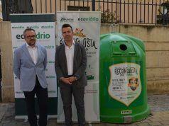 Noticias Elda - Reciclaje vidrio