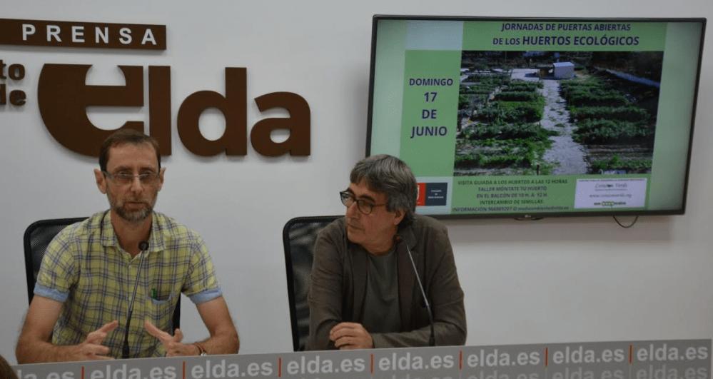 Huertos Ecológicos Municipales Elda