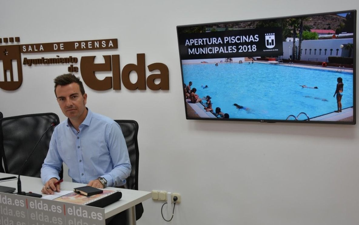 Noticias Elda - Piscinas Municipales Elda 2018