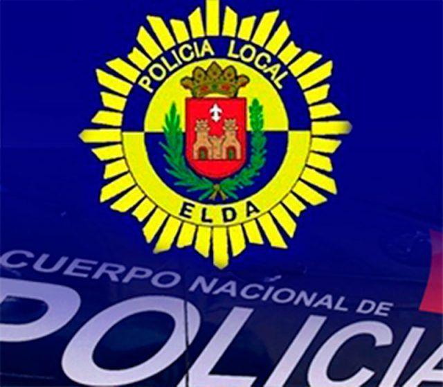Noticias Elda - Policía Local Elda - Policía Nacional Elda