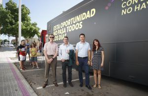 Noticias Elda - ONCE Roadshow