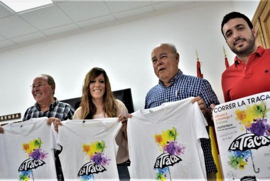 Noticias Elda - Camiseta 2018 Correr la Traca Elda