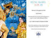 Noticias Elda - Presentación de la revista Fiestas Mayores de Elda 2018