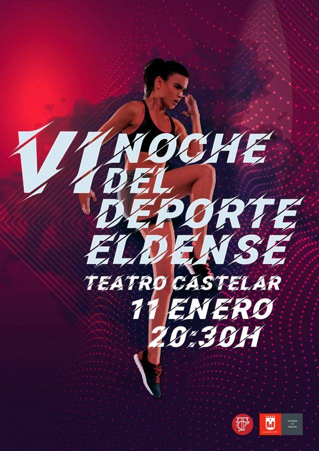 Gala Deporte Eldense 11 de enero 2019