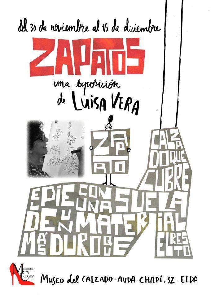 Zapatos Luisa Vera - Elda 2018
