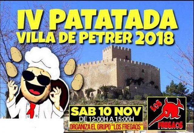 IV Patatada Villa de Petrer 2018