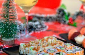 Sushi en Nochebuena By Sushimoto Elda
