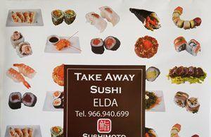 Sushi Elda Petrer