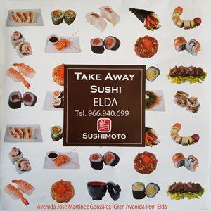 Restaurantes Sushi Elda