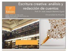 taller escritura creativa Elda