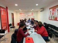 Elecciones Municipales Elda 2019 - PSOE ELDA