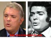 Iván Duque (Presidente de Colombia) - Pedrito Rico (Cantante y actor)