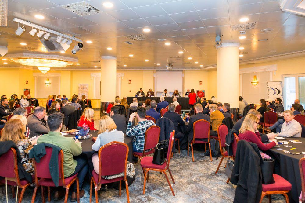El evento finalizó con una mesa redonda de las distintas organizaciones  participantes. 5e60fe8ec2e9