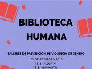 talleres de prevención de violencia de género Elda
