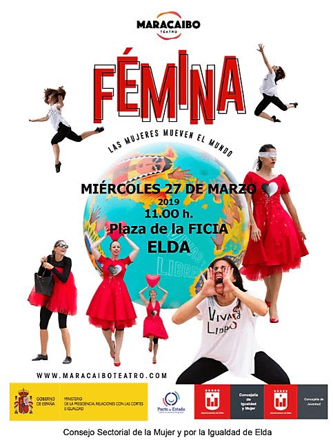 'Fémina, las mujeres mueven el mundo'