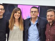 Pedro García pregonará la Semana Santa de Elda el próximo 13 de abril