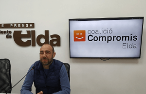 Tomás Palau - Compromís Elda