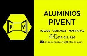 Aluminios Pivent - Elda - Petrer