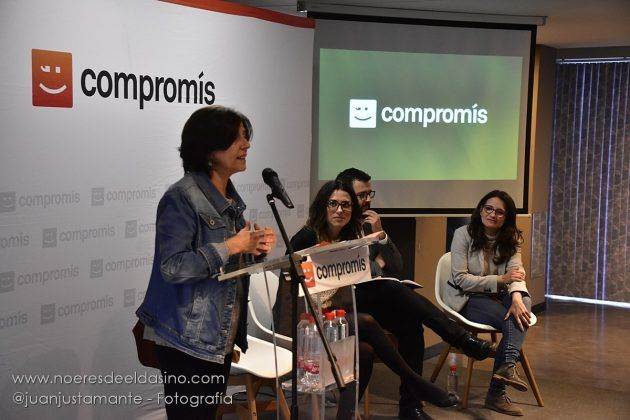 Pilar Calpena - Compromís Elda