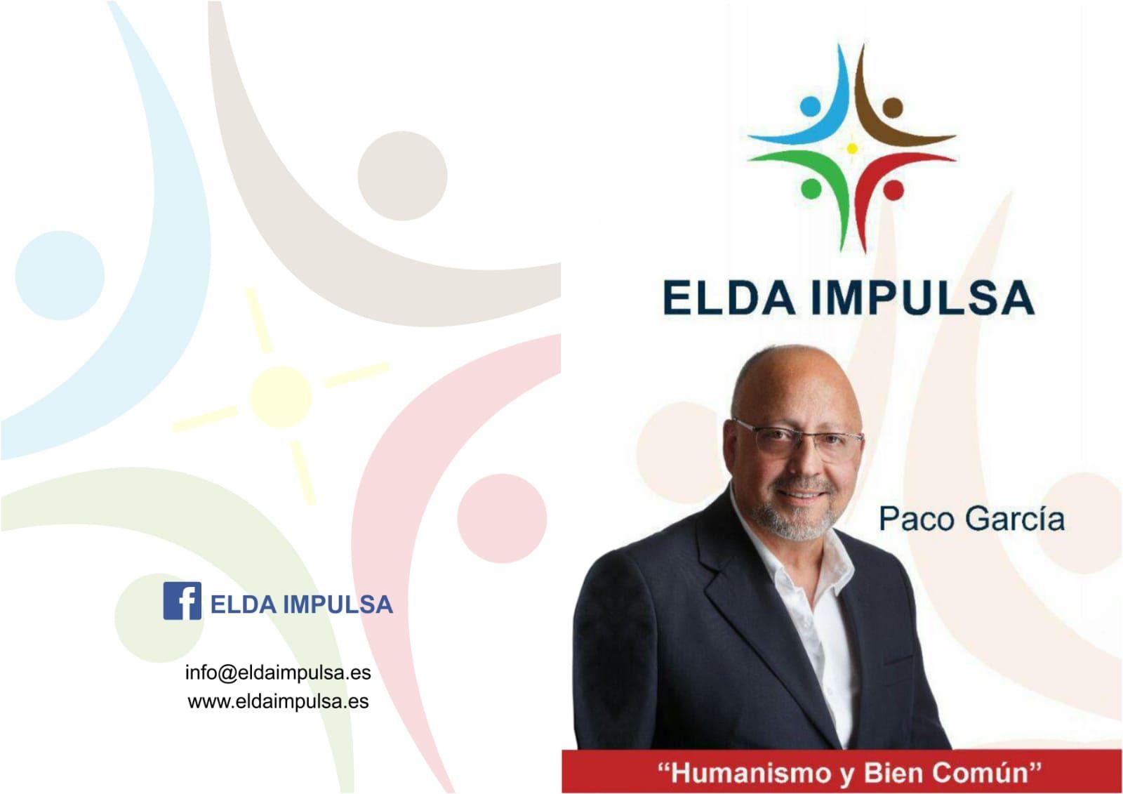 Paco García - Elda Impulsa