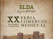 Feria Comercio Medieval Elda 2019