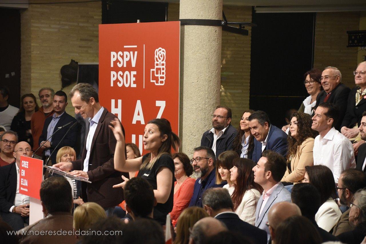 Pedro Duque - PSOE