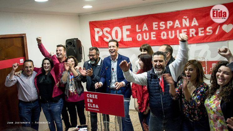 Psoe Elda Elecciones Municipales 2019