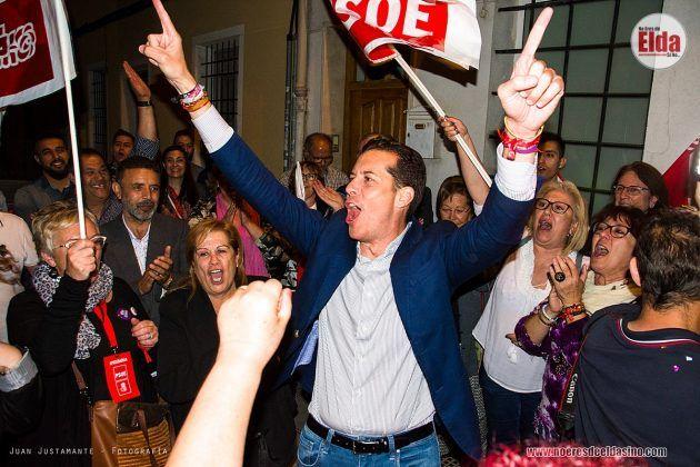 Rubén Alfaro Bernabé Psoe Elda Elecciones Municipales 2019