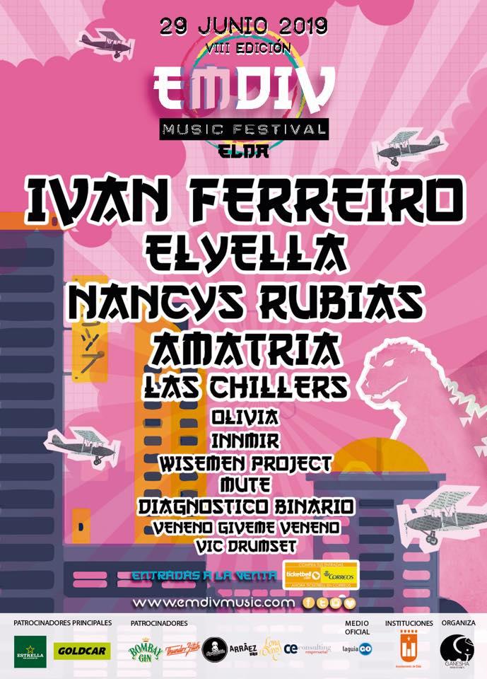 EMVID Music Festival Elda