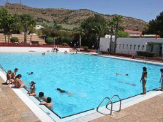 San Crispín, piscina municipal de Elda