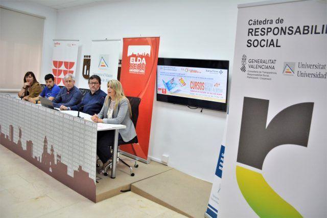 Cursos de verano de la Universidad de Alicante en la Sede Universitaria de Elda