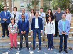 Equipo de gobierno del Ayuntamiento de Elda