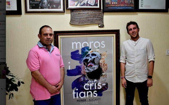 Petrer y sus fiestas de Moros y Cristianos en el Congreso Internacional de Médicos de Alicante
