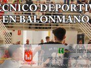 Ciclo formativo de Técnico Deportivo en Balonmano continúa en el IES Monastil