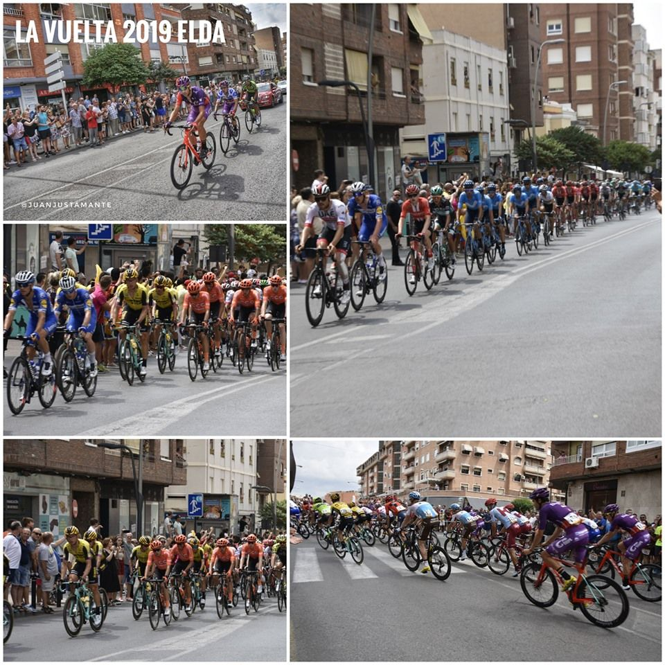 La Vuelta Ciclista a España 2019 - Elda - Petrer