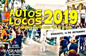 Autos Locos Petrer 2019