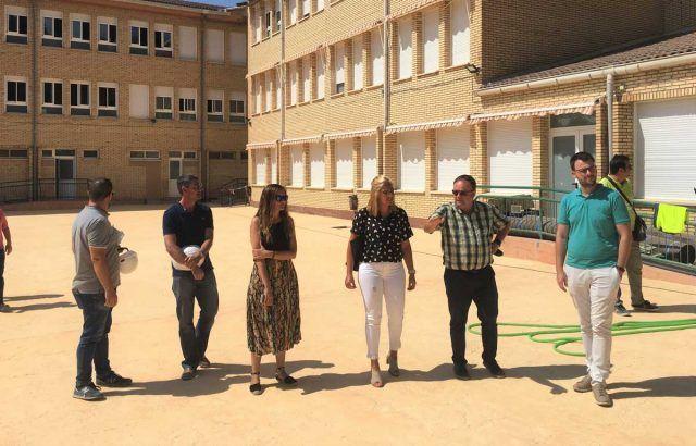 El colegio La Foia de Petrer