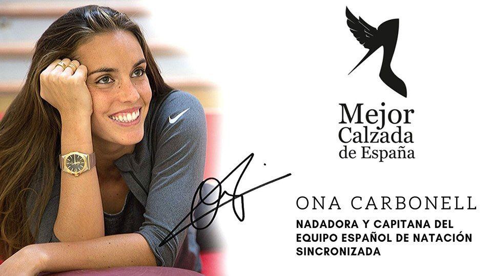 Ona Carbonell - Mejor Calzada de España 2018