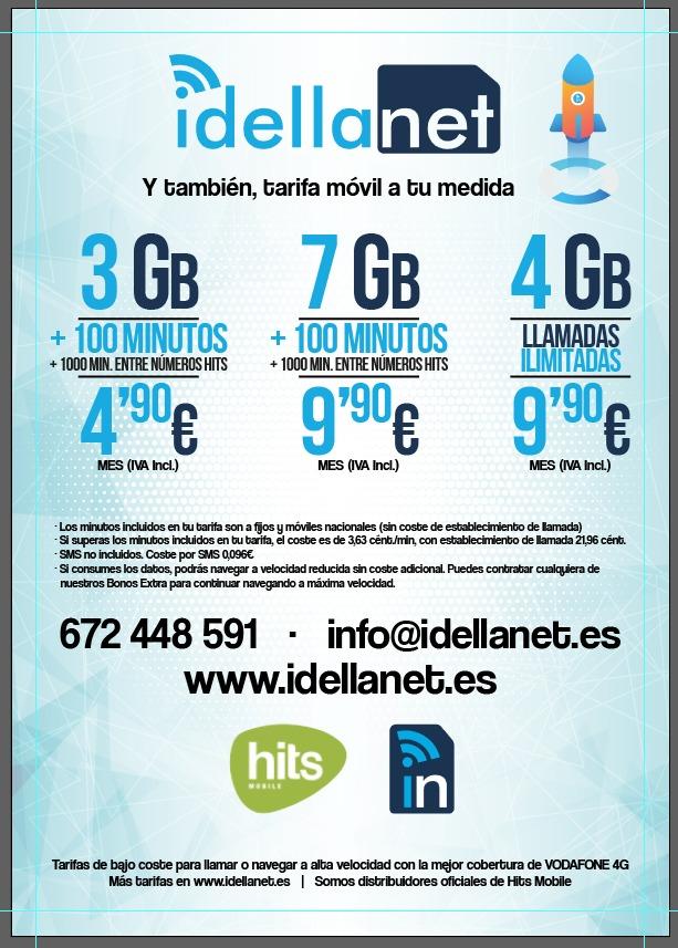 Idellanet Telefonía Elda Petrer