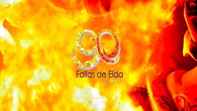 vídeo Fallas Elda 2019