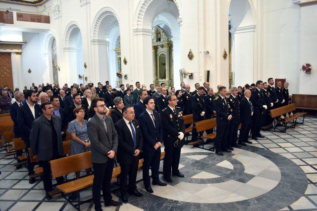 Día de los Santos Ángeles Custodios de la Policía Nacional