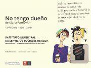 Exposición 'No tengo dueño' en el Centro Cívico de Elda