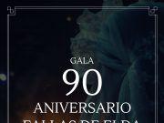 Gala del 90 aniversario de las Fallas de Elda