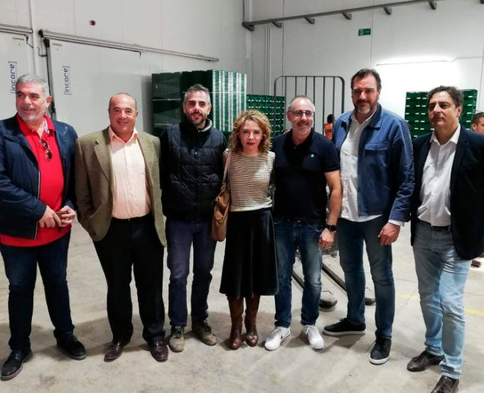 La diputada de Ciudadanos (Cs) y candidata al Congreso, Marta Martín